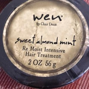 wen Other - SET of 3 WEN Hair Care Sweet Almond mint 4 oz. etc